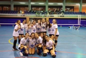 Resumen fin de semana del Club Voleibol Isla Cristina