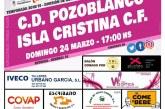 El Isla Cristina a por la hombrada ante el PozoBlanco