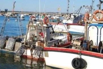 El temporal de viento obliga a la mayoría de la flota isleña a permanecer en puerto