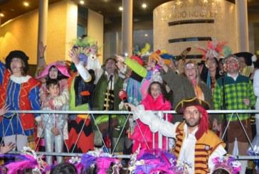 El Carnaval de Teatro le pasó el testigo al de Calle en Isla Cristina