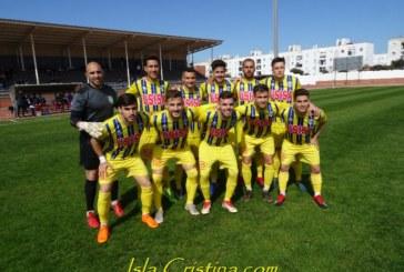 El Isla Cristina da la sorpresa y vence al Atlético Onubense (1-0)