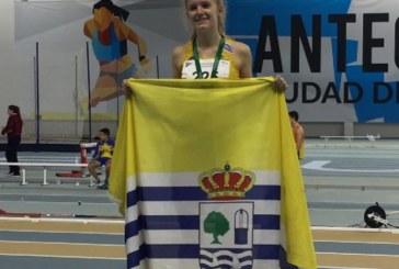 Oro y Plata para las atletas isleñas Julia García y Adriana Ruíz en el Campeonato de Andalucía