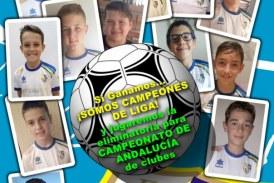 Los alevines del Punta del Caimán se juegan proclamarse campeones provinciales de FS