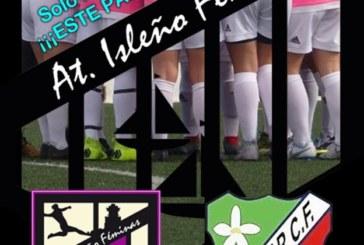 Al Atlético Isleño Féminas, solo le vale la victoria