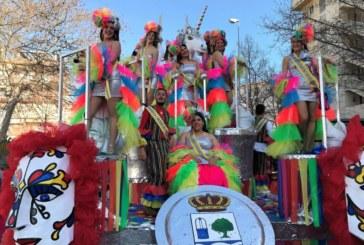 Casi dos mil participantes en la gran Cabalgata Carnavalera de Isla Cristina