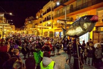 Isla Cristina se viste de negro el miércoles para despedir a la Sardina