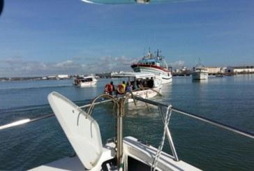 Isla Cristina disfruta del mar durante todo el año