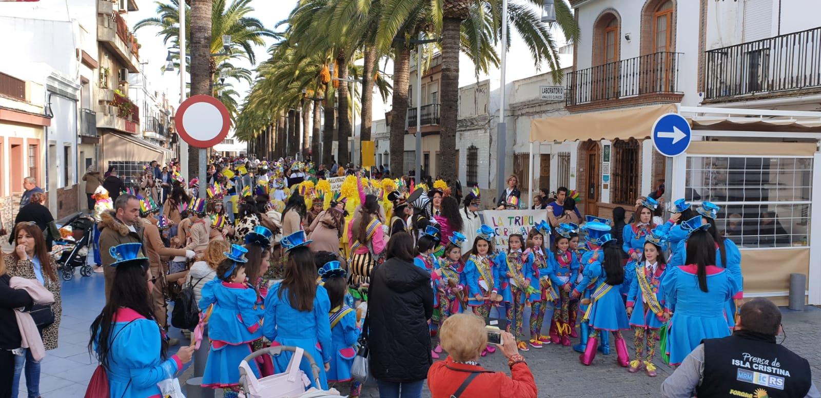 Isla Cristina decide la próxima semana si suspende el carnaval o lo atrasa