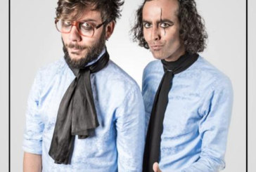 El dúo isleño Antílopez – Premios MIN 2019