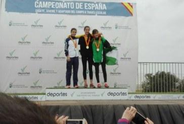 María Forero bronce con Andalucía en el Campeonato de España Autonómico