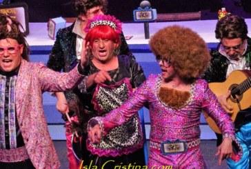 Fallo del jurado de la fase semifinal del LII Concurso de Agrupaciones del Carnaval de Isla Cristina 2019.