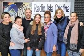 """Flamenco, Siempre fuertes, los primeros Costaleros y Usisa en """"Las mañanas de Radio Isla Cristina"""""""