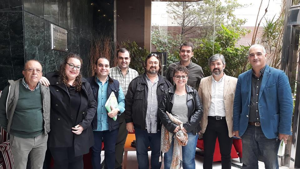 Andalucía Por Sí (AxSí) recoge avales ciudadanos para presentarse a las elecciones generales