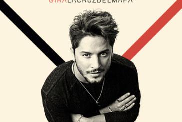 Manuel Carrasco comienza su » Cruz del mapa», por más de 30 ciudades