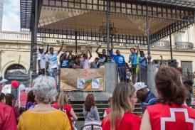 La Mesa de Apoyo a los Refugiados cumple cuatro años de trabajo