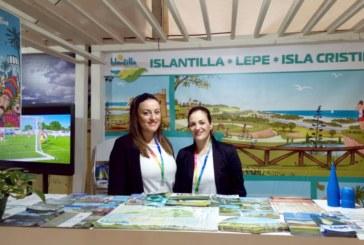 Islantilla,  Isla Cristina y Lepe exponen en la III Feria de Ecoturismo Doñana Natural Life