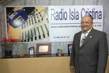 D. Héctor Castillo Figueroa, en las Mañanas de Radio Islas Cristina