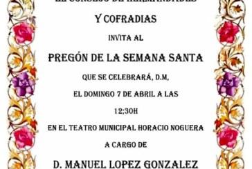 Pregón de la Semana Santa Isla Cristina 2019