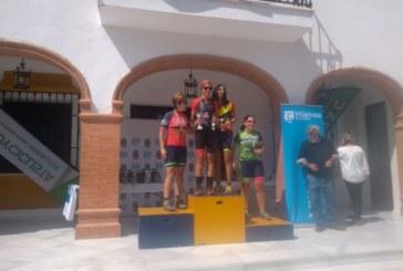Raquel Pérez, primera en Villablanca y Villarrasa en Máster 40