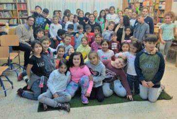El CEIP 'Ángel Pérez' de Isla Cristina acoge la celebración del Día del Libro Infantil