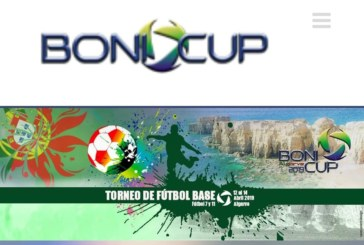 la Cantera Isleña participó en la Boni Cup Algarve de Portugal
