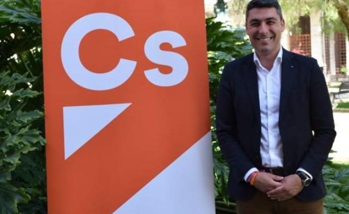 Cs presentará como candidato en Isla Cristina, Andrés Aguilera