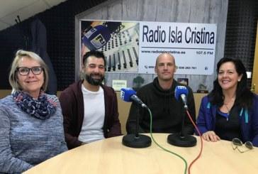 Programación Radio Isla Cristina jueves 11 de Abril