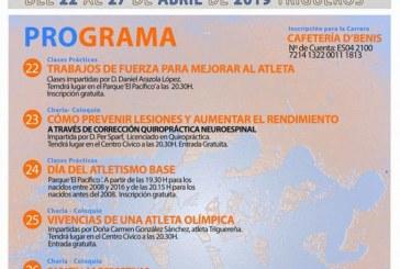Trigueros celebra la IV Semana del Atletismo y Salud
