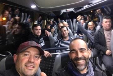 Radio Isla Cristina con el sector del cerco en Madrid