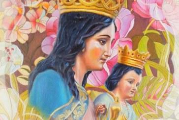 Cartel Romería María Auxiliadora 2019, «Pozo del Camino»