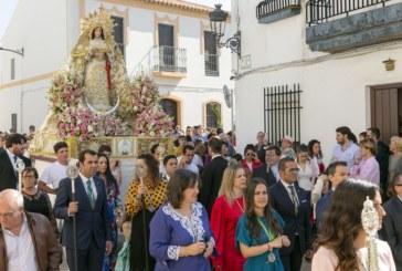 La Redondela celebra procesión del Huerto