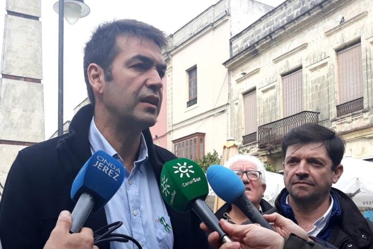 """AxSí pide el voto """"en positivo"""" para que Andalucía tenga voz y fuerza en el Congreso"""