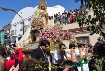 Imágenes. Tradicional Procesión del Huerto de La Redondela 2019