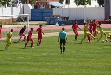 Antoniano 3-1 Isla Cristina: Seguimos en la lucha