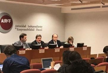 La Autoridad Independiente de Responsabilidad Fiscal (AIReF) ve mejoras en Isla Cristina