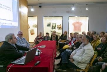 La Asociación Cultural 'El Cantil' de Isla Cristina ofrece una conferencia sobre la historia de la imaginería cofrade