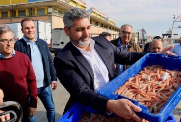 """Cortés: """"Voy a defender a muerte a los pescadores de Huelva en Madrid"""""""