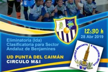 Partidazo de fútbol Sala en el Manuel López Soler de Isla Cristina