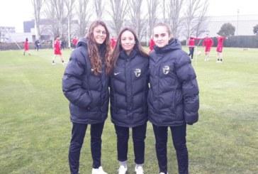 Irati, capitana sub 17 de Andalucía afronta las semifinales del campeonato de España femenino