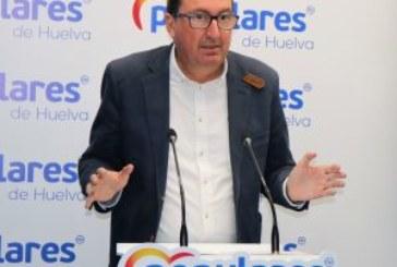 """El PP participará en el acto de apoyo a los pescadores del cerco para """"luchar por el futuro de la Huelva marinera"""""""