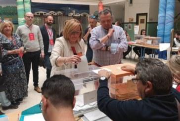 El PSOE gana en Isla Cristina. María Luisa. al Congreso por Huelva