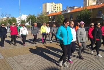 Isla Cristina celebra el Día Mundial de la Salud con una Ruta de Senderismo