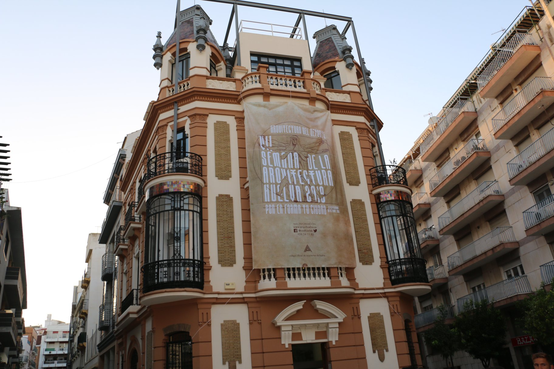 Los Arquitectos alertan del retraso en la concesión de  licencias, especialmente en ayuntamientos como el de Huelva