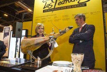 DOP Los Pedroches brilla con su 10ª participación en Salón Gourmets