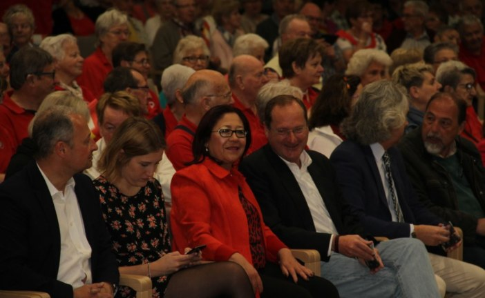 Los 1.300 turistas austriacos disfrutan ya de los encantos de la provincia de Huelva