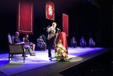 El cofrade Manuel López pregonó la Semana Santa de Isla Cristina