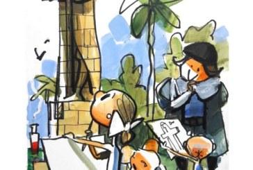 Entrega este jueves de los premios del concurso escolar 90º Aniversario del Monumento a Colón