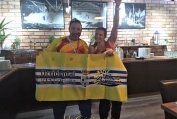 Isla Cristina presente en el Campeonato del Mundo Máster de Atletismo