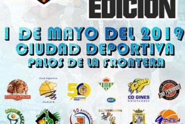 """Torneo Minibasket 1 de Mayo """"Ciudad de Palos"""""""