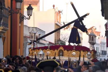 Itinerario: Hermandad del Cautivo, Jueves Santo, y Madrugada